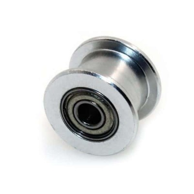 Idler pulley for GT2 belt 6mm, 5mm axis