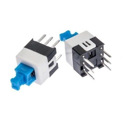 Button Self-locking Switch 7x7mm