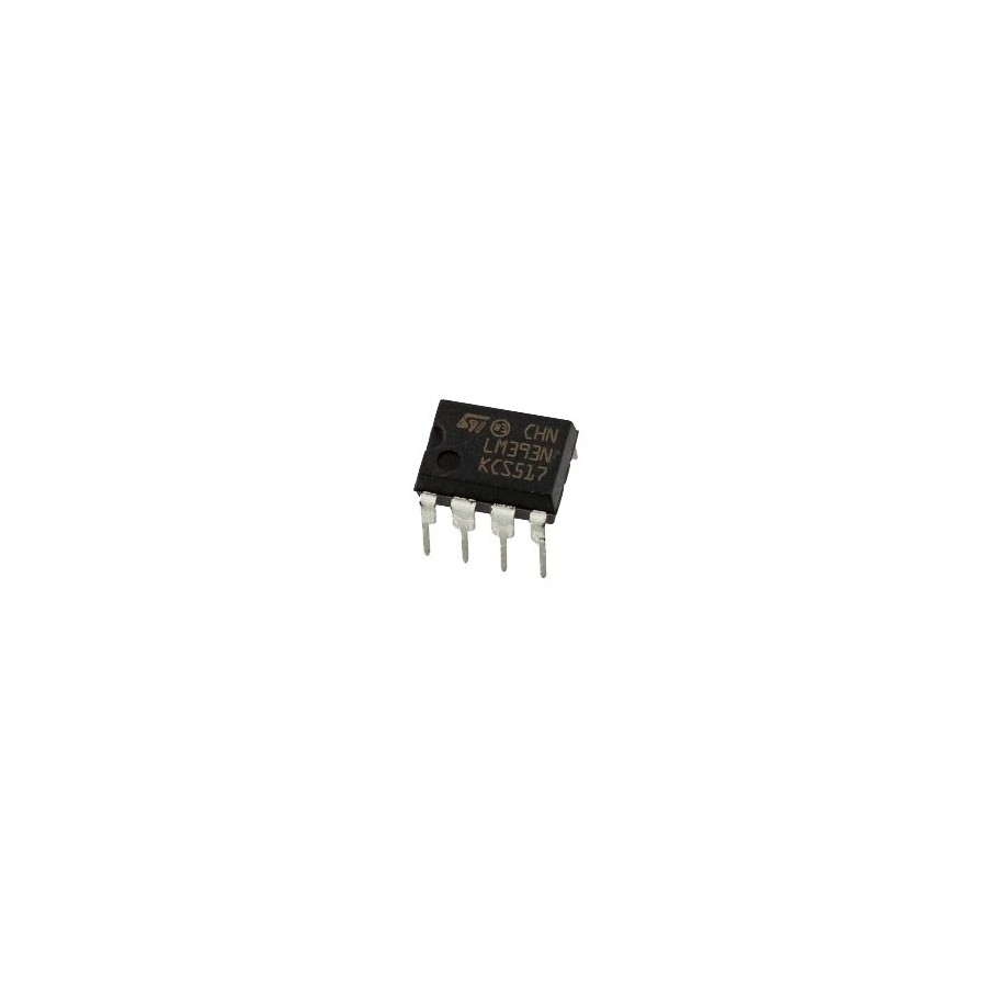Low Offset Voltage Dual Comparators Lm393 Filafill Circuit Battery Charger Picture Of Good Electronic