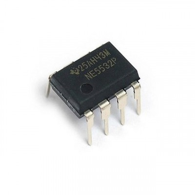 NE5532 Dual Low-Noise Operational Amplifier