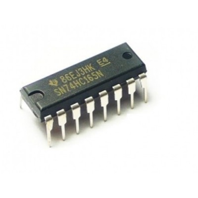 74HC165 8-bit Shift Register
