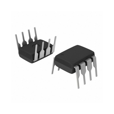 MCP3201 - 2.7V 12-Bit A/D Converter with SPI Serial Interface