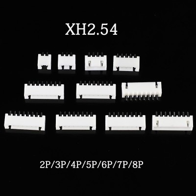 XH2.54 socket plug-in connectors
