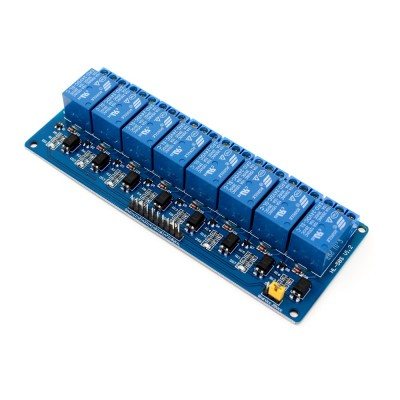 Relay Module 8 channels 24V