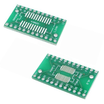 Adapter board SOP24 - DIP