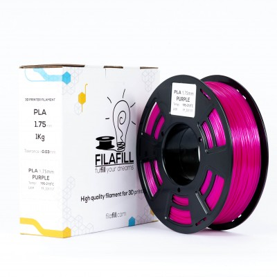 Filament PLA - PREMIUM - Purpuriu - 1Kg - 1.75mm