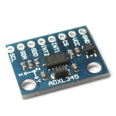 Three axis accelerometer module I2C/SPI