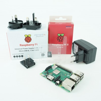 Functional kit Raspberry Pi 3B+
