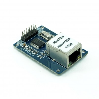 Modul ethernet interfata SPI ENC28J60