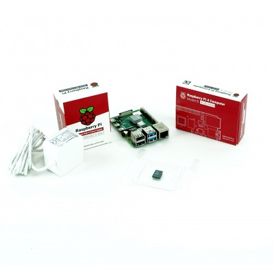 Kit Raspberry Pi 4B functional - 4GB