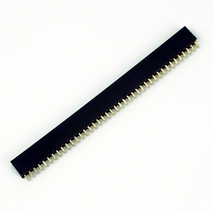 Header de Pini Mamă 2x40p 2.54 mm