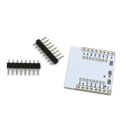 Adapter plate for ESP8266