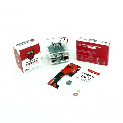 Kit de baza Raspberry Pi4 - 8GB
