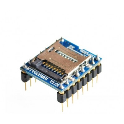 Mini SD Card audio player module