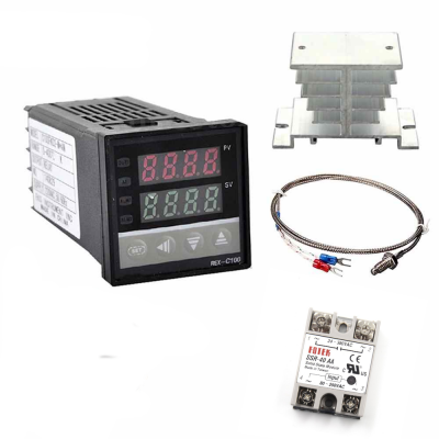 Kit controler temperatura PID