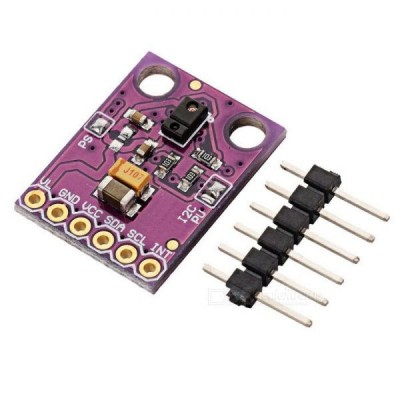 Gesture and light sensor APDS-9960 I2C