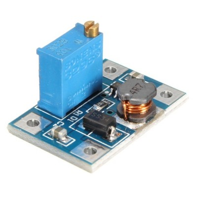 Step-up boost module 2A 1.2 Ghz