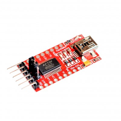 USB 2.0 to TTL UART on FTDI FT232RL (Arduino Pro Mini programmer)