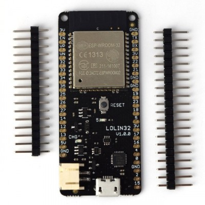 Placa de dezvoltare WiFi + Bluetooth (ESP32)